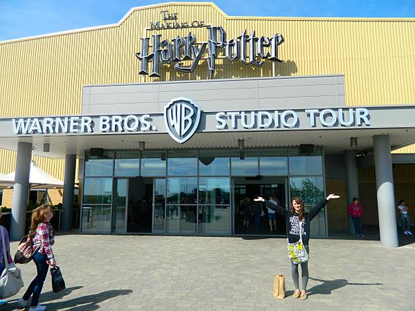 Warner Brothers Harry Potter Studios