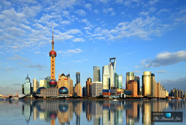 Maggie Loya is studying abroad in Shanghai