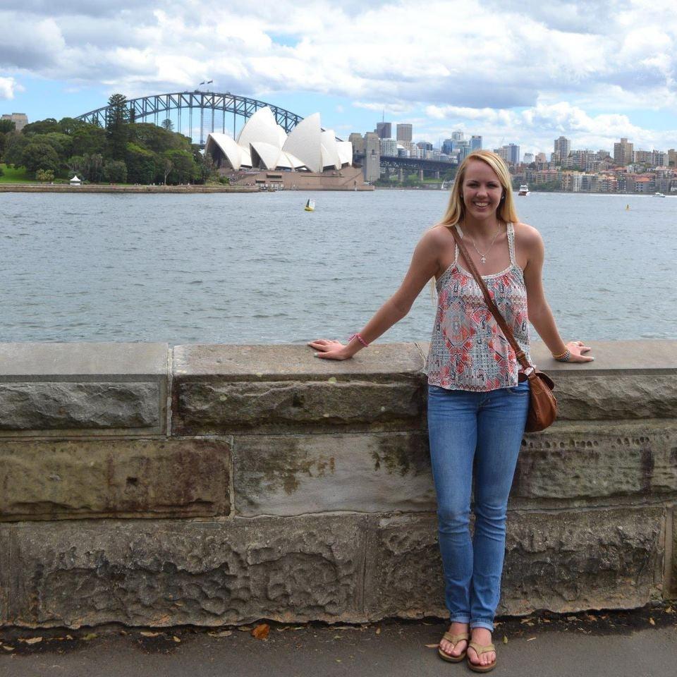 Katie Kohler in Sidney Australian Living