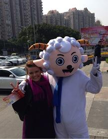 The Year of the Sheep in Shanghai