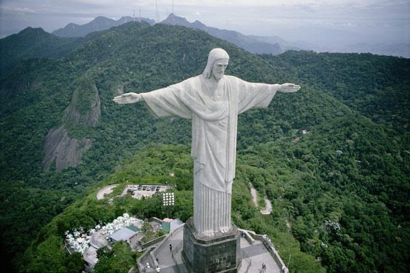 Brazil Jesus Statue