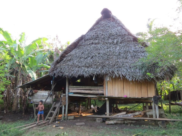 house in Bocas del Toro, Panama