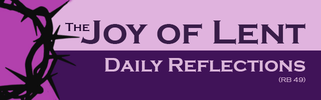 Lenten Reflections from Saint Vincent