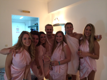 Toga Party in Greece