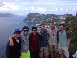 Exploring the Amafi Coast