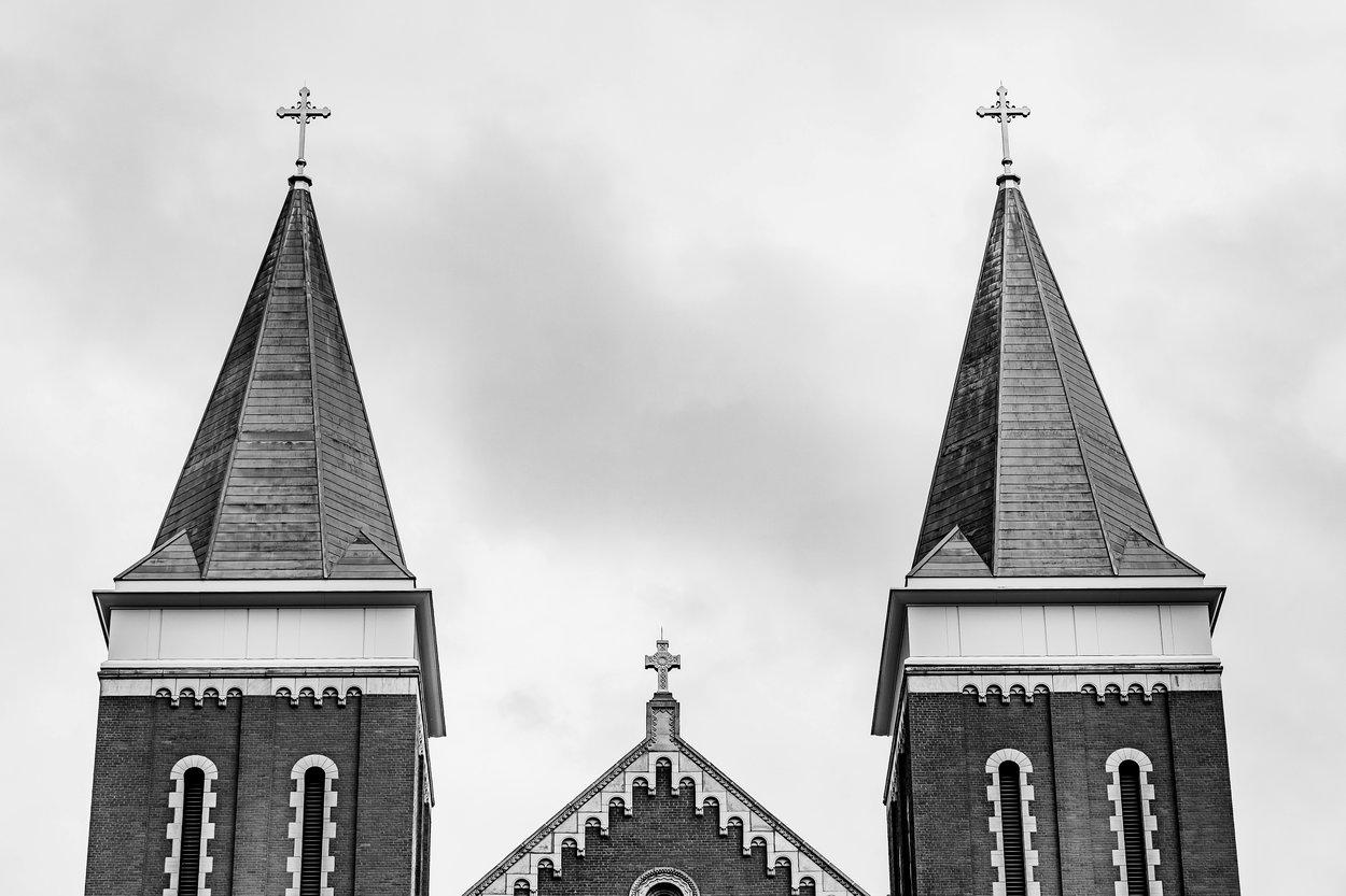 2 Basilica Spires