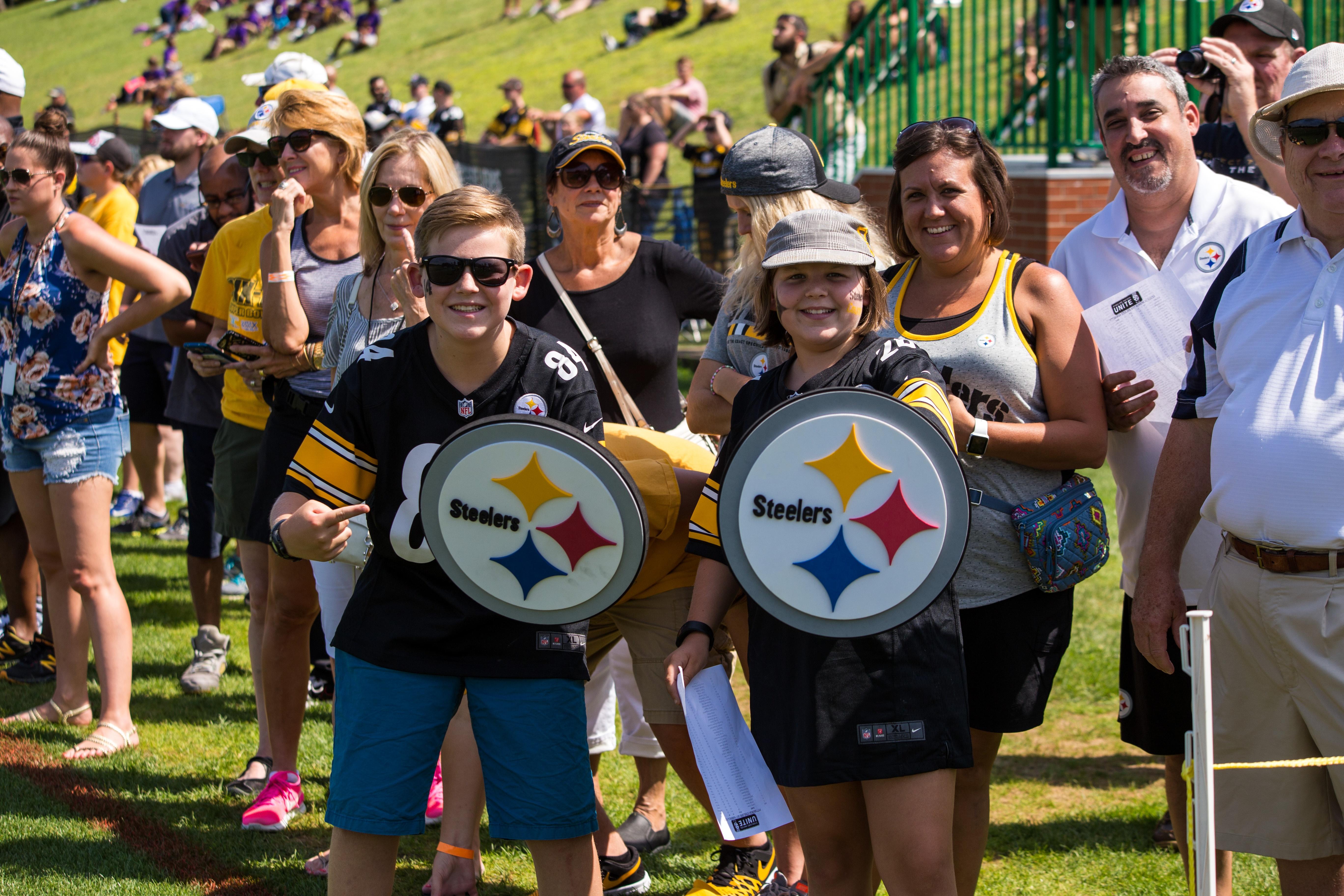 2017-8-9 Steelers Training Camp-0005