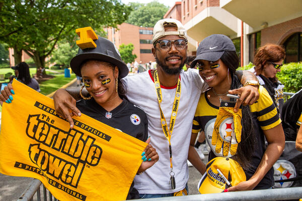 2018-7-26 Steelers Training Camp-8