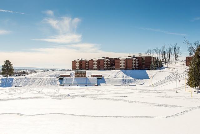 Saint Vincent College - Winter Storm Jonas