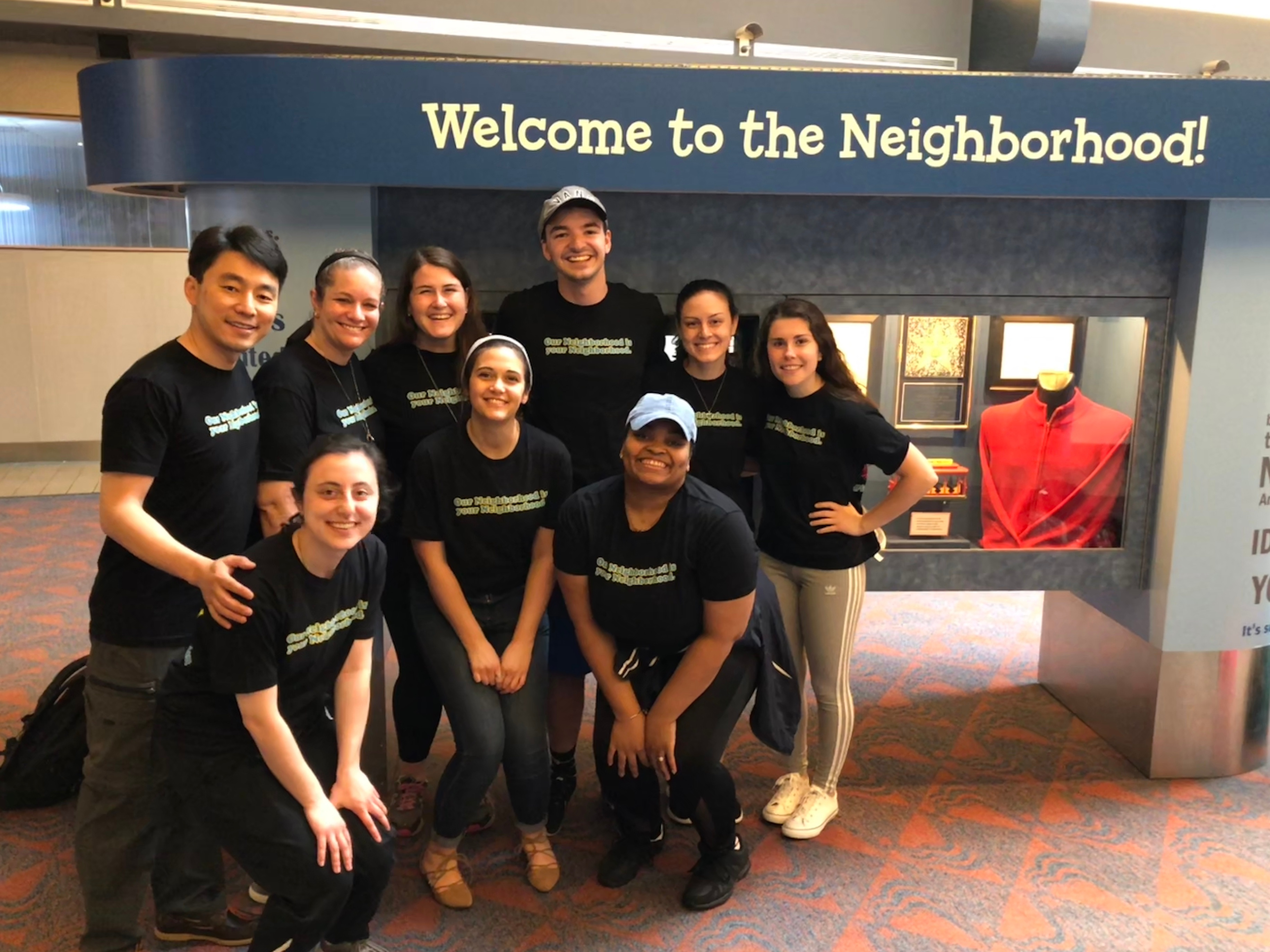 SVC Students leave for China