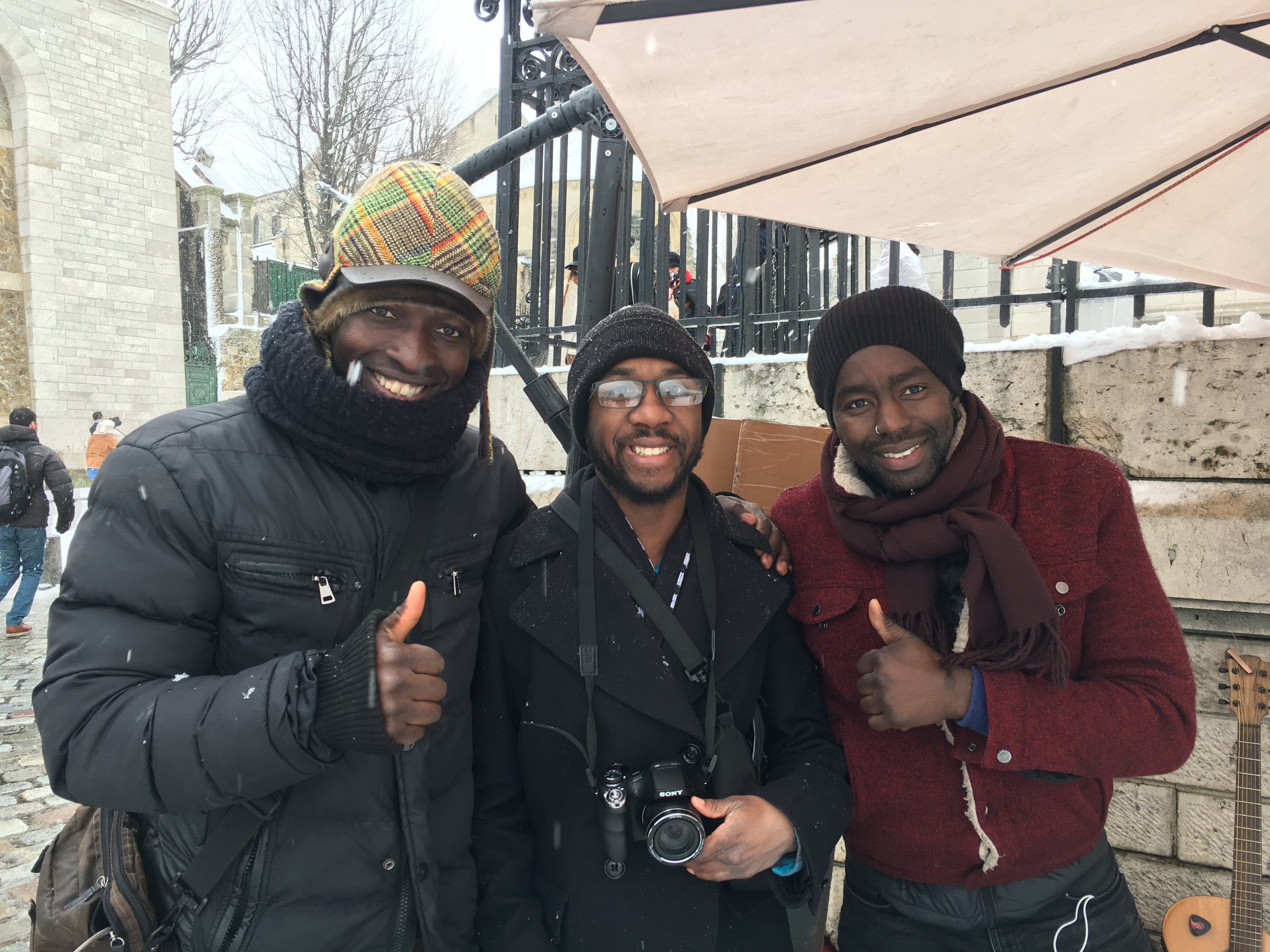 Floyd and Friends in Paris